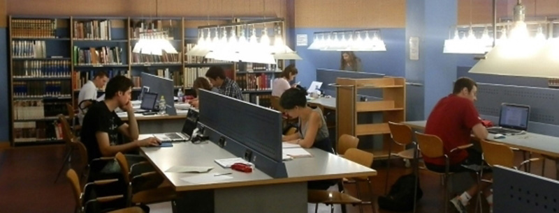 Biblioteca CAI Mariano de Pano