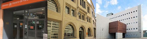 Bibliotecas de la Fundación