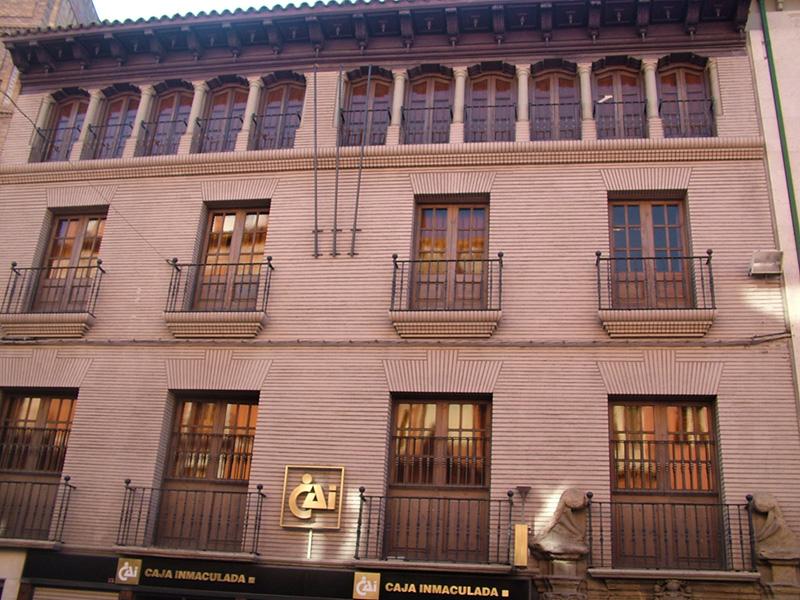 Sala CAI Huesca