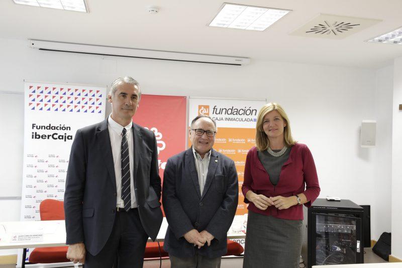 Convenio CAI, Ibercaja y Cáritas