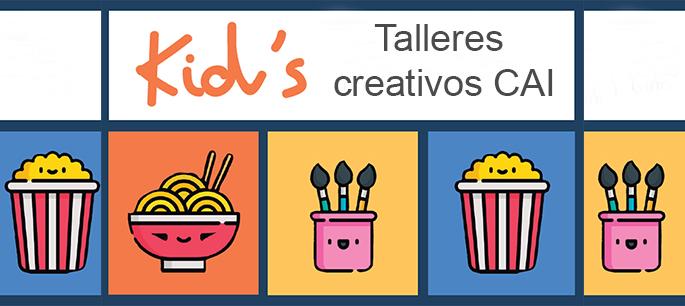 talleres creativos CAI