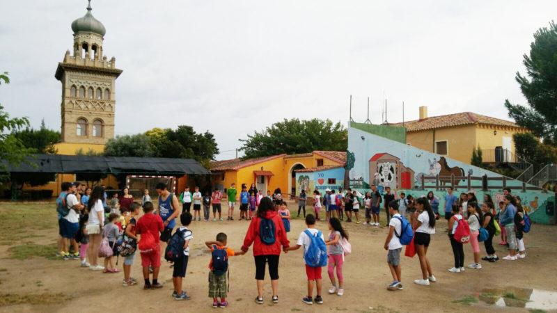 Actividades de la granja-escuela Torrevirreina