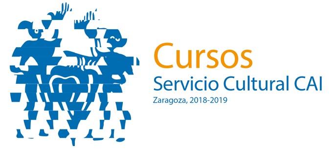 Cursos Servicio Cultural Zaragoza 2018-2019